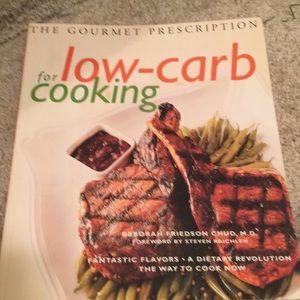 Low carb cook book